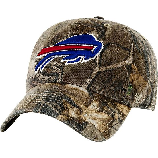 Buffalo Bills Realtree Camo Clean Up Cap at Legendary Whitetails