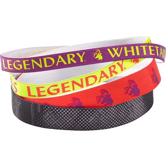 Performance Legendary Headbands 4-Pack at Legendary Whitetails