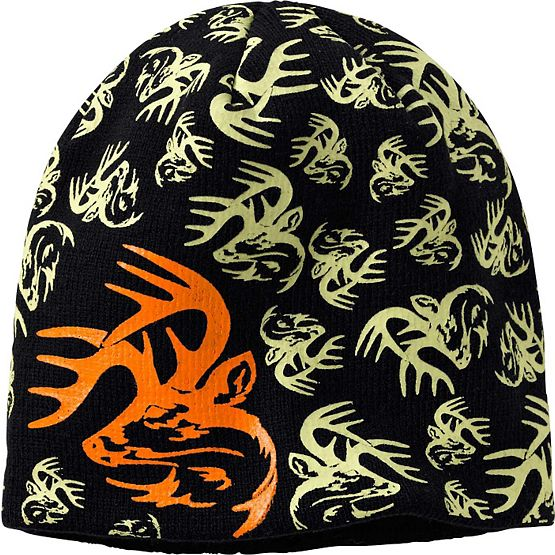 Boys Glow In The Dark Buck Beanie at Legendary Whitetails