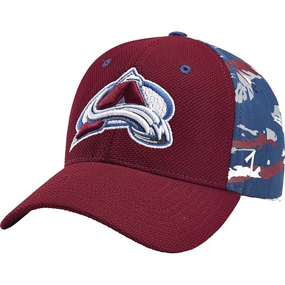 Colorado Avalanche NHL Team Camo Cap at Legendary Whitetails