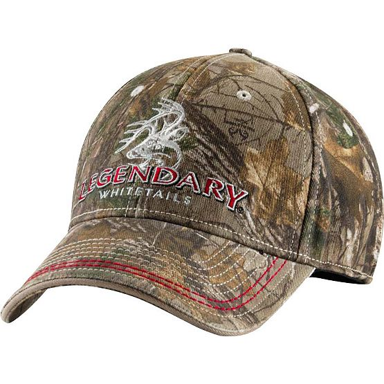 Men's Realtree Woodland Warrior Cap at Legendary Whitetails