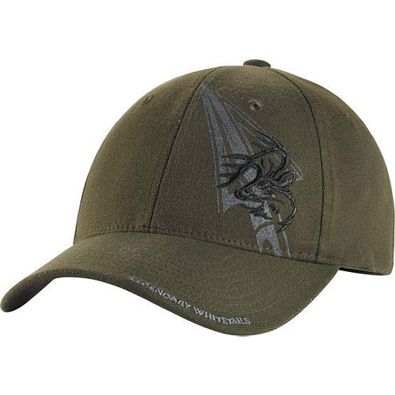 Men's Stretch Fit Night Tracker Cap at Legendary Whitetails