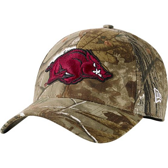 Arkansas Razorbacks Realtree Collegiate Cap at Legendary Whitetails