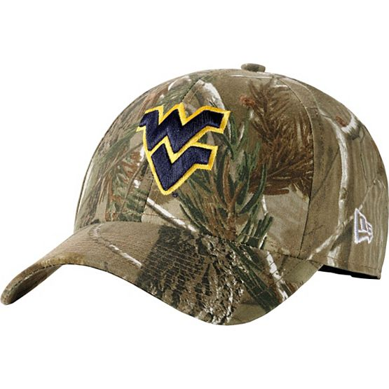 West Virginia Mountaineers Realtree Collegiate Cap at Legendary Whitetails