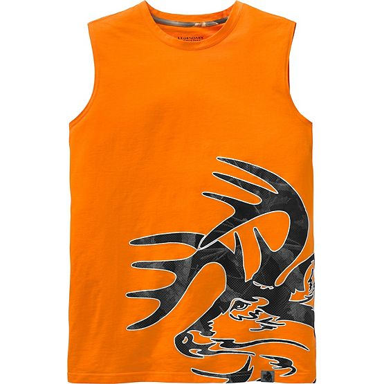 Men's Infiniti Sleeveless T-Shirt at Legendary Whitetails