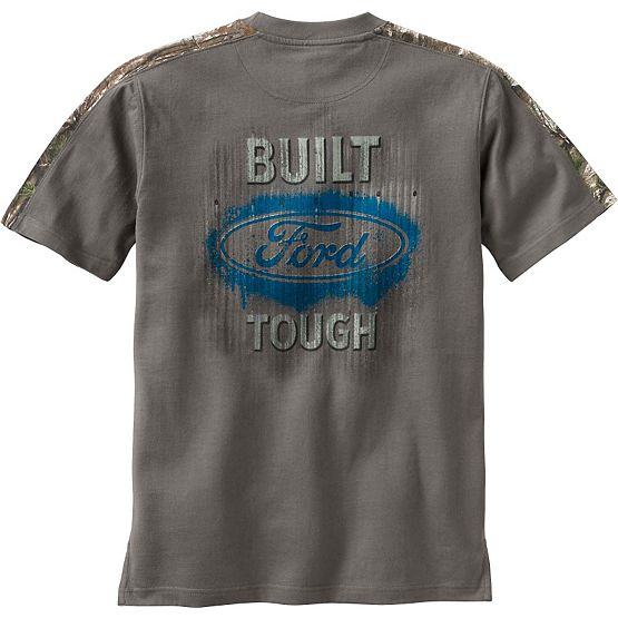 Men's Cross Country Ford Short Sleeve T-Shirt at Legendary Whitetails