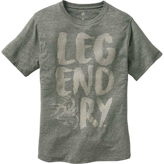 Men's Wilderness Short Sleeve T-Shirt at Legendary Whitetails