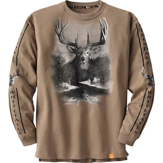Men's Daydream Trophy Long Sleeve T-Shirt at Legendary Whitetails