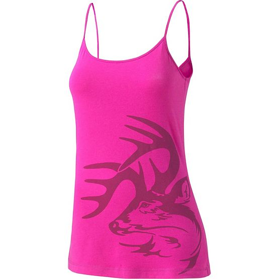 Women's Signature Buck Cami at Legendary Whitetails
