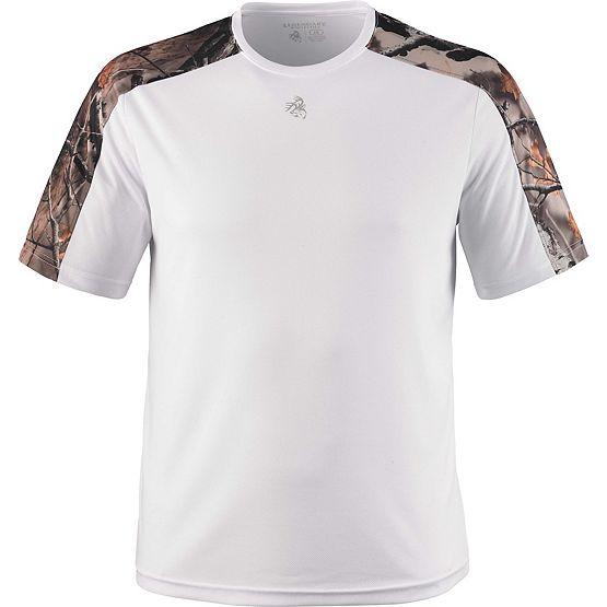 Men's Velocity Pro Performance Camo T-Shirt at Legendary Whitetails