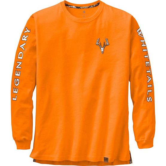Men's Legendary Non-Typical Long Sleeve T-Shirt at Legendary Whitetails