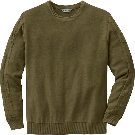 Men's Big Game Camo Element Sweater at Legendary Whitetails