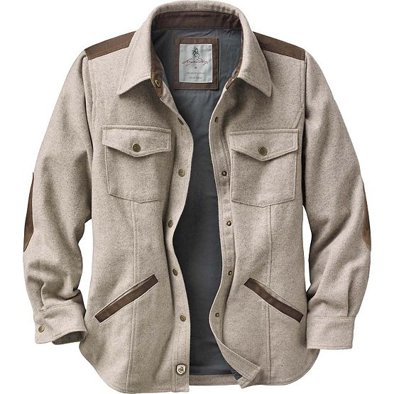 Women's Aspen Lodge Shirt Jacket at Legendary Whitetails