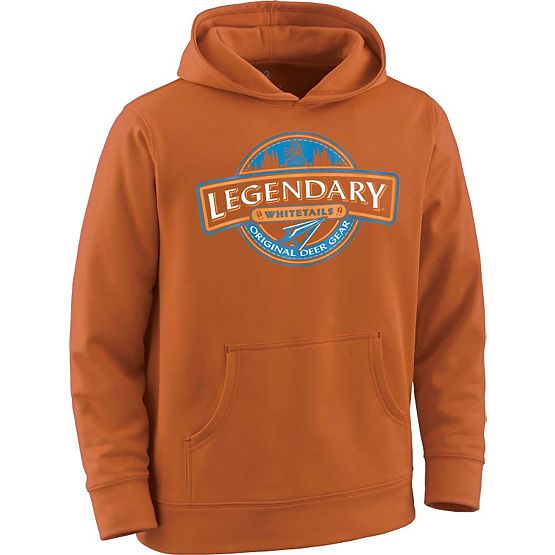 Boys Broadhead Youth Hoodie at Legendary Whitetails