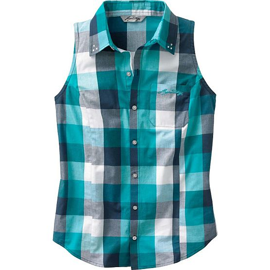 Women's Cool Breeze Sleeveless Button Down at Legendary Whitetails