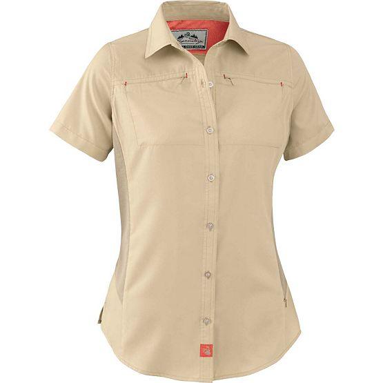 Women's Scout Short Sleeve Performance Shirt at Legendary Whitetails
