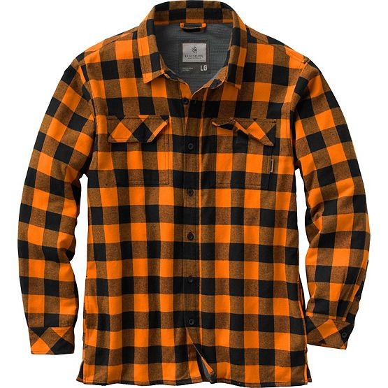 Men's Trailblazer Waffle Lined Shirt at Legendary Whitetails