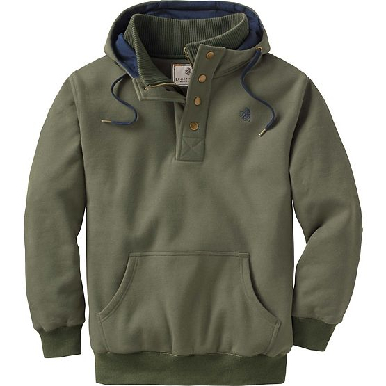 Men's Heavyweight Action Hoodie at Legendary Whitetails