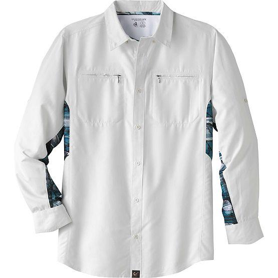 Men's Tamarack Fishing Utility Shirt at Legendary Whitetails