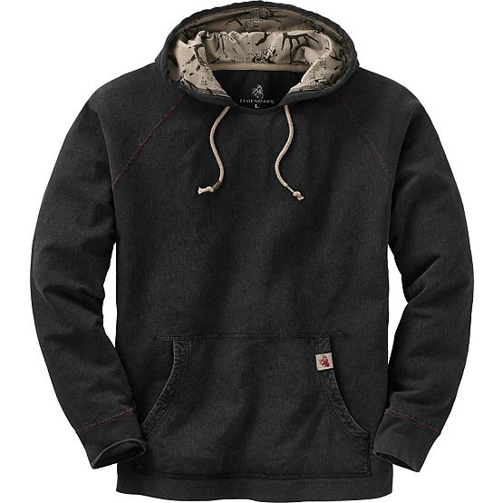 Men's French Terry Slacker Hooodie at Legendary Whitetails