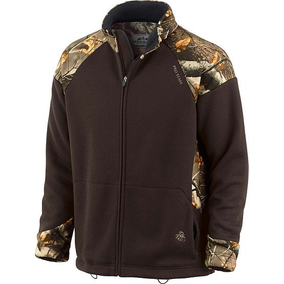 Men's Big Game Camo Trail-Tek Full Zip at Legendary Whitetails
