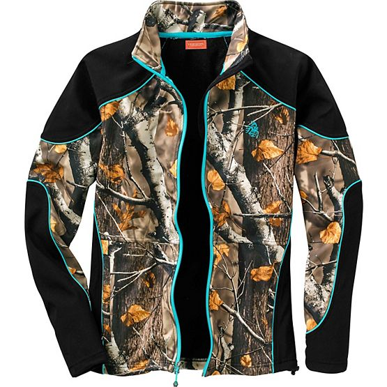Women's Big Game Timber Creek Softshell Jacket at Legendary Whitetails