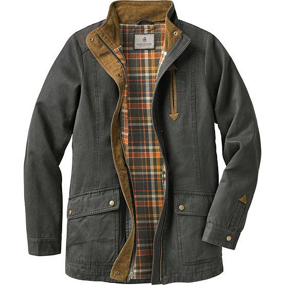 Ladies Saddle Country Shirt Jacket at Legendary Whitetails