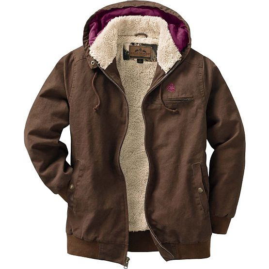 Women's Saddleback Workwear Canvas Jacket at Legendary Whitetails