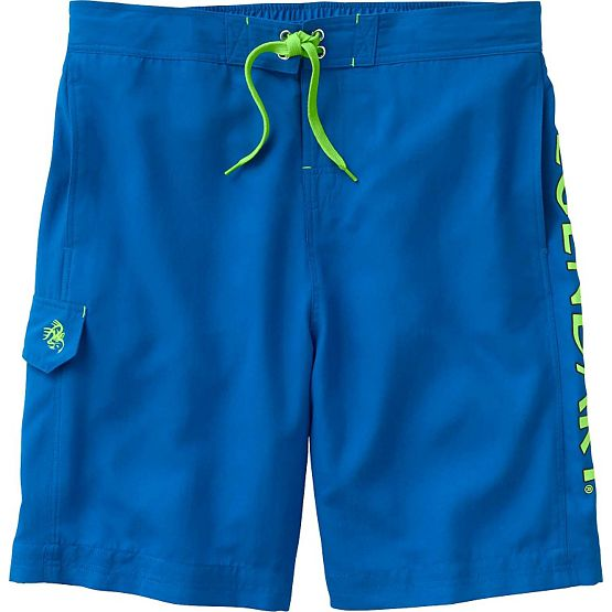 Men's Big Game Camo Matrix Swim Shorts at Legendary Whitetails