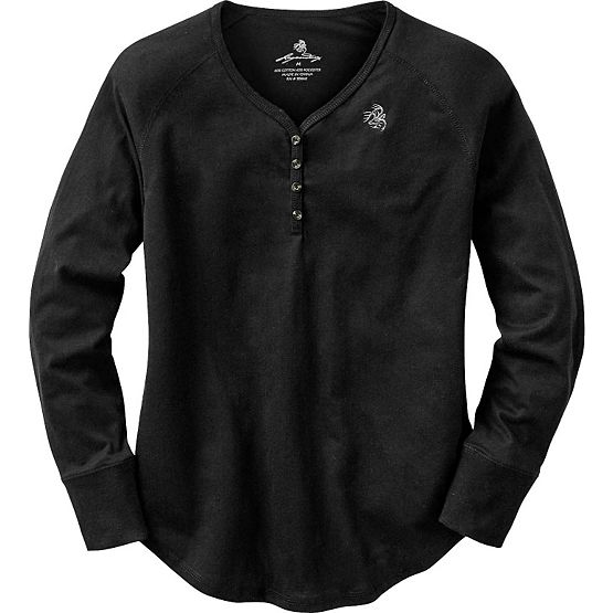 Women's Northern Lodge Henley Lounge Top at Legendary Whitetails