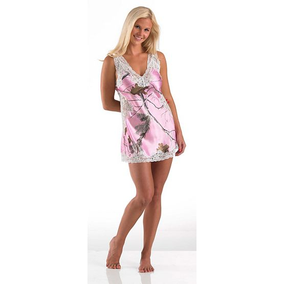 Women's Realtree Camo Teddy Lingerie at Legendary Whitetails