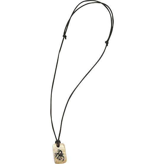 Signature Buck Authentic Antler Necklace at Legendary Whitetails