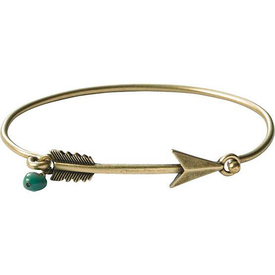 Women's Heritage Lone Arrow Bangle Bracelet at Legendary Whitetails