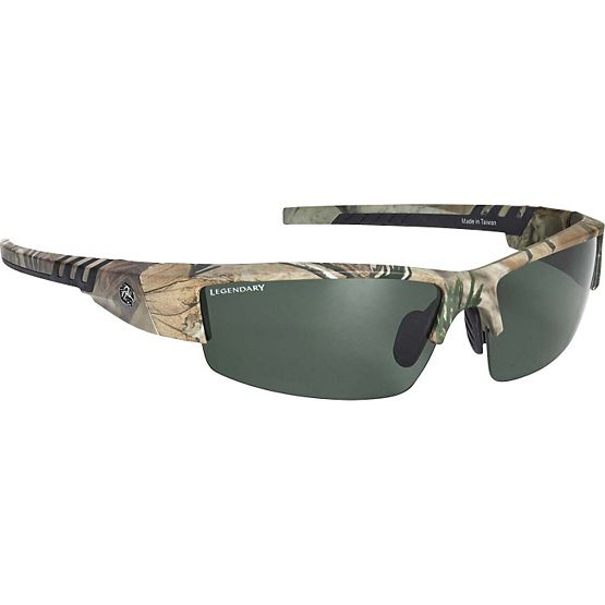 Men's Kinetic Realtree Polarized Sunglasses at Legendary Whitetails