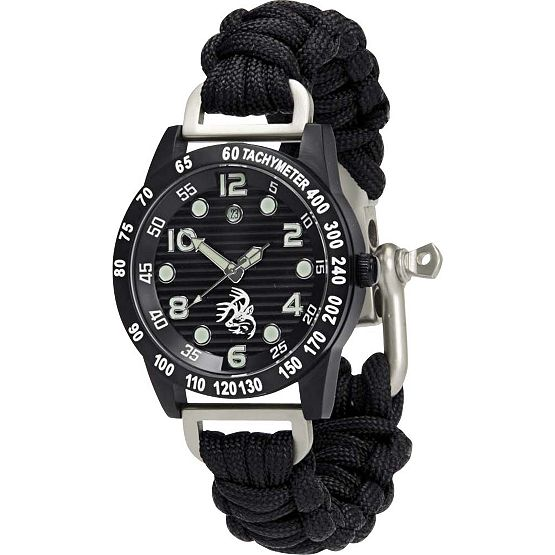 Men's Tactical Survival Black Watch at Legendary Whitetails