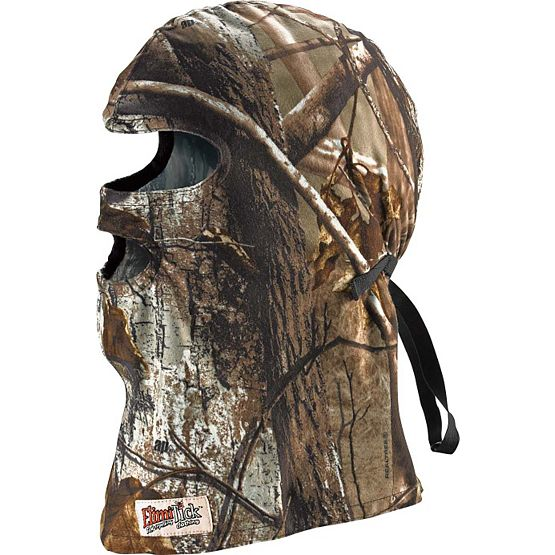 Elimitick Realtree Camo Full View Hunting Facemask at Legendary Whitetails