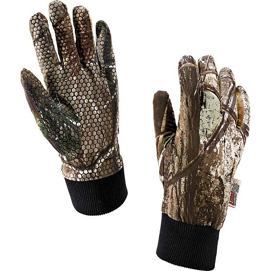 Elimitick Realtree Camo Hunting Glove at Legendary Whitetails
