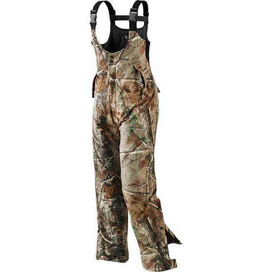 Women's ArcticShield Performance Fit Camo Bibs at Legendary Whitetails