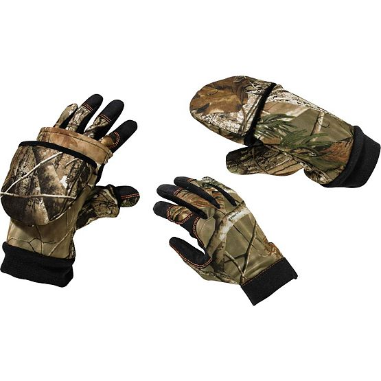 Men's ArcticShield Realtree Camo System Gloves at Legendary Whitetails