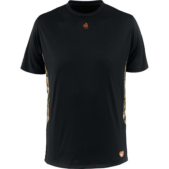 HuntGuard® Nanotec Base Layer Short Sleeve T-Shirt at Legendary Whitetails