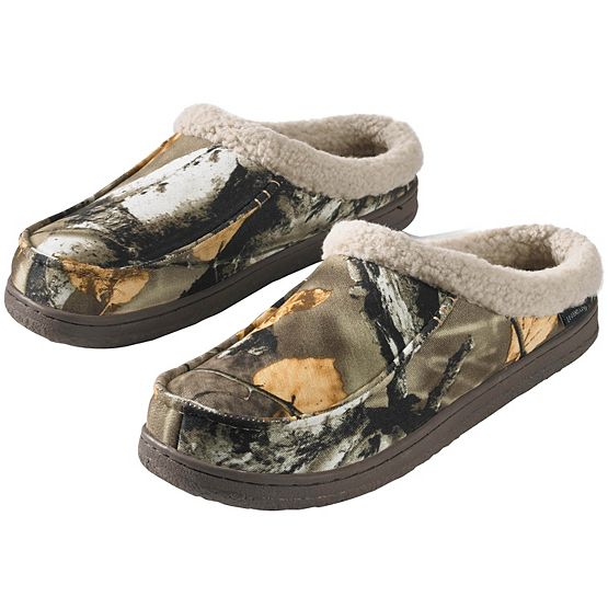 Men's God's Country Camo Baseline Clog at Legendary Whitetails