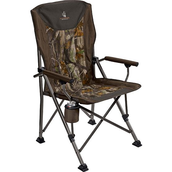 Champion Heavy Duty Camo Camp Chair at Legendary Whitetails