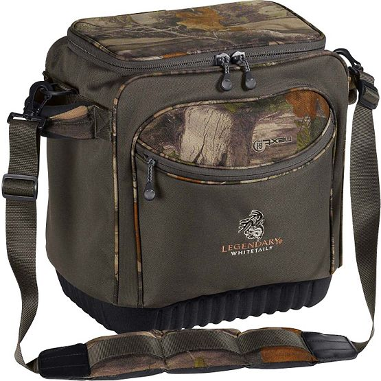 High Country Camo Soft  Cooler at Legendary Whitetails