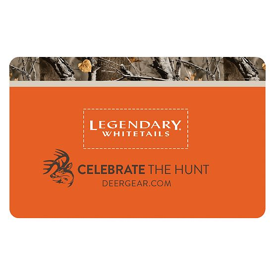 Legendary Promo Card (Expires 12-31-16) at Legendary Whitetails