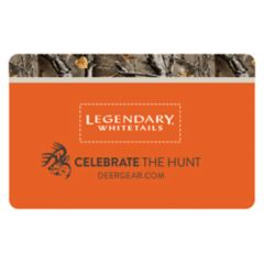 Legendary Whitetails Gift Card