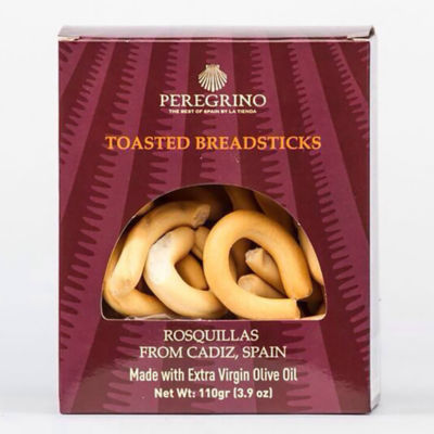 2 Packages of Rosquillas - Ring Shaped Picos Breadsticks