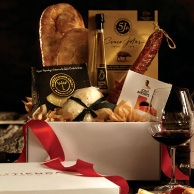Spanish Luxury Gift Box (Excluding Wine)