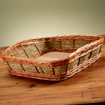 Handmade Spanish Serving Basket