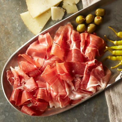 Sliced Serrano Ham by Peregrino - 6 oz