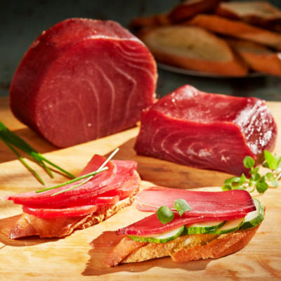 Mojama Dry-Cured Yellowfin Tuna Loin